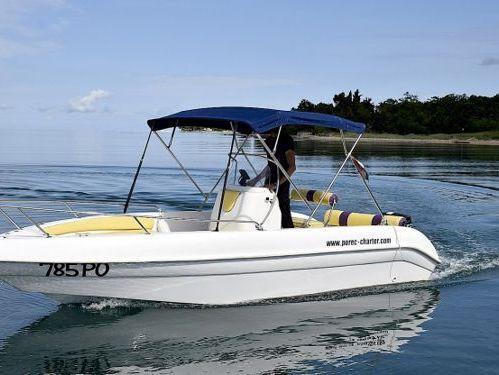 Motorboot Bluline 19 Open (2010)