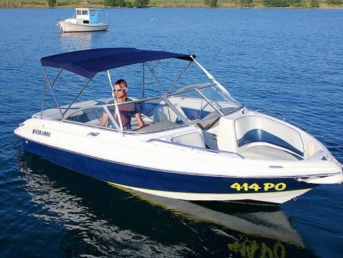Speedboat Four Winns H200 · 2010