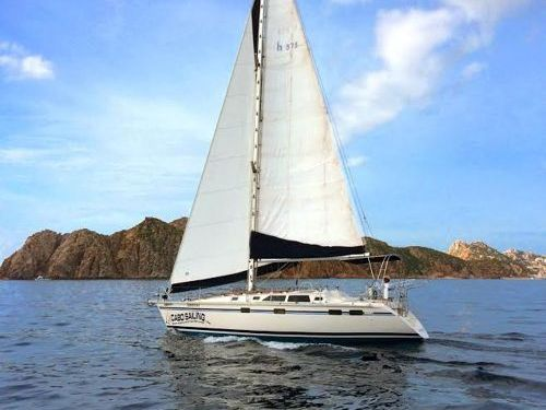 Barca a vela Hunter Legend · 1991