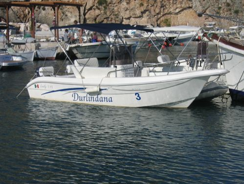 Motorboot Sea lady 24 (2013)