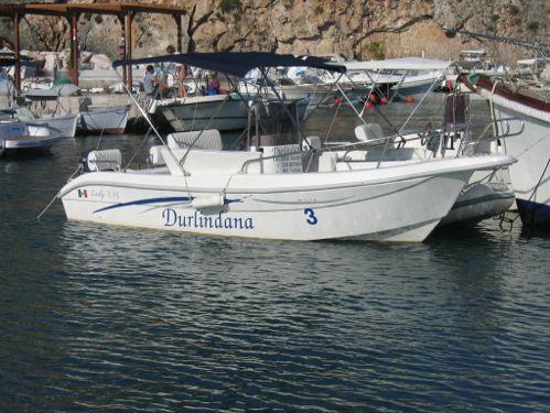 Motorboot Sea lady 24 · 2013