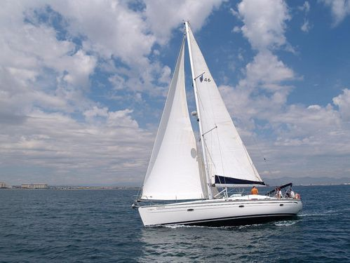 Barca a vela Bavaria Cruiser 46 · 2006