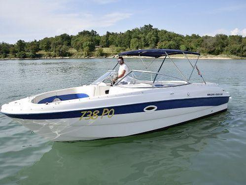 Speedboat Bayliner 249 DB · 2010