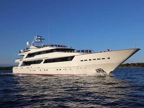 Imbarcazione a motore Benetti 164 · 1997