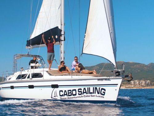 Sailboat Hunter Passage 42 · 1994