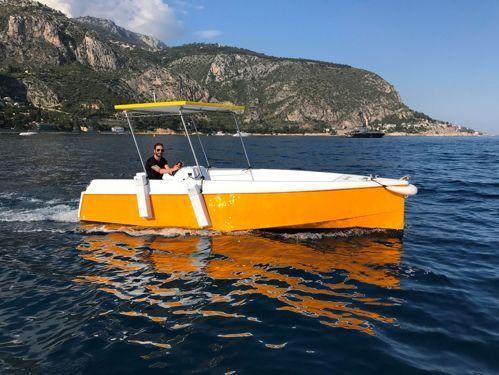 Sportboot Custom Built (2018)