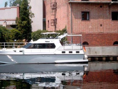 Motorboot De Groot Beachcraft 1400 · 1986
