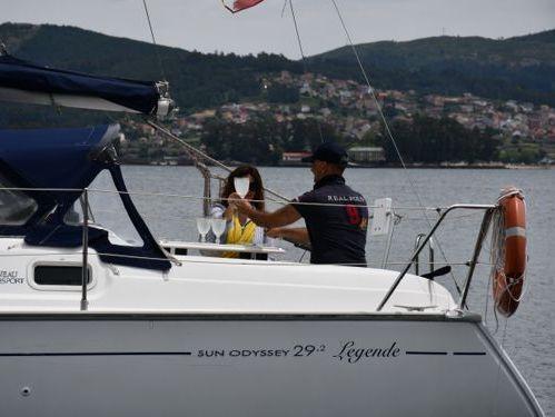 Barca a vela Jeanneau Sun Odyssey 29.2 · 2006