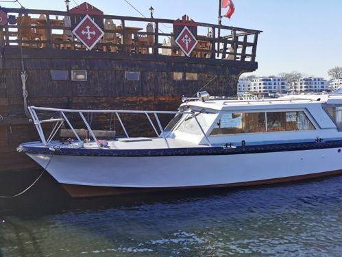 Huisboot VEB Konigstein KB12A (1980)