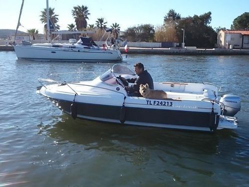 Motoscafo Cap Ferret 472 Cruiser (2017)