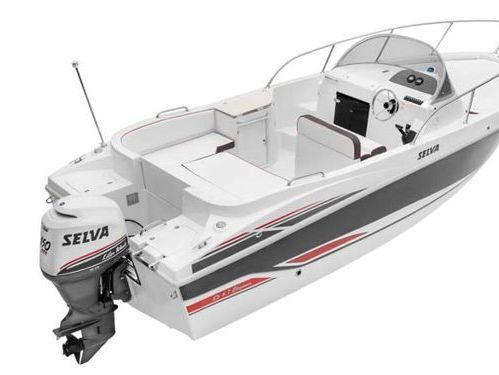 Speedboat Selva Elegance 6.7 · 2017