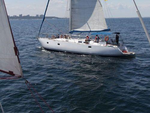 Segelboot Custom Built (1980)
