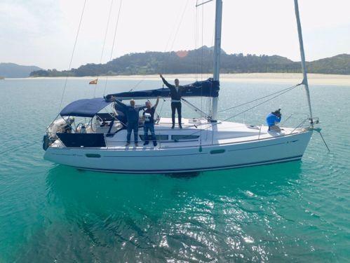 Barca a vela Jeanneau Sun Odyssey 39i · 2007