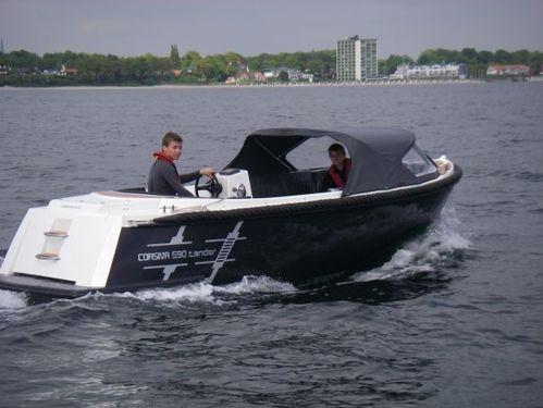 Speedboat Corsiva 590 Tender · 2014