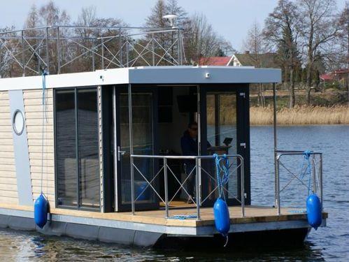 Casa flotante Campi 300 · 2021