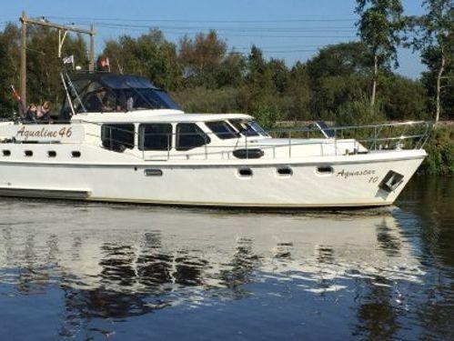 Hausboot Aqualine 46 (2001)