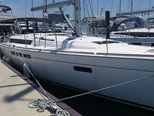 Barca a vela Jeanneau Sun Odyssey 509 · 2015
