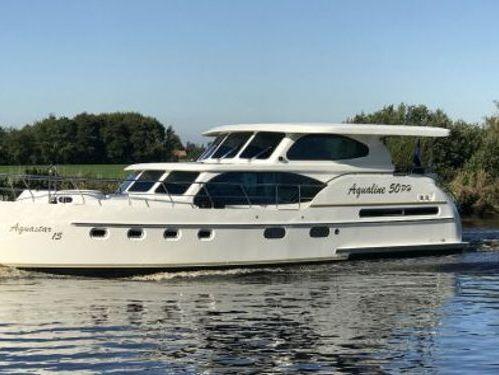 Hausboot Aqualine 50 PH (2017)