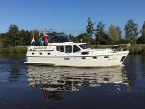 Hausboot Aqualine 42 (2002)
