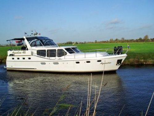 Imbarcazione a motore Aqualine 46 AK · 2005