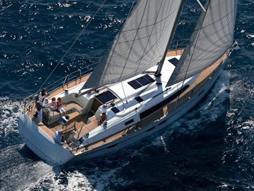 Sailboat Bavaria 46 (2016)