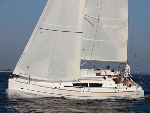 Segelboot Jeanneau Sun Odyssey 33 i · 2014