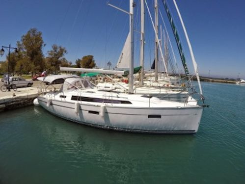 Segelboot Bavaria 37 · 2017