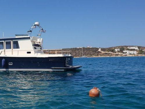 Imbarcazione a motore Custom Built (2001)