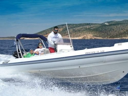 Motoscafo Skipper 680 (2006)
