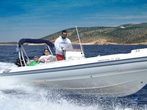 Speedboat Skipper 680 · 2006
