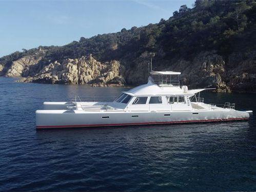 Catamarano Custom Built (2006)