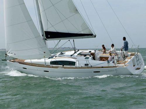 Barca a vela Beneteau Oceanis 40 · 2007