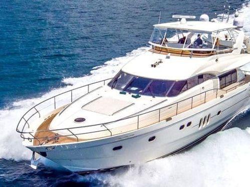 Imbarcazione a motore Princess 75 · 2004
