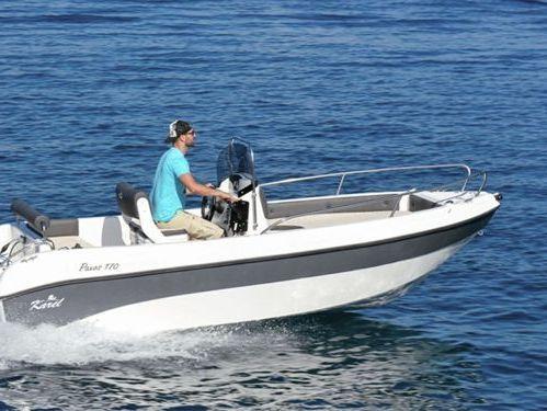 Speedboat Karel Paxos 170 · 2019