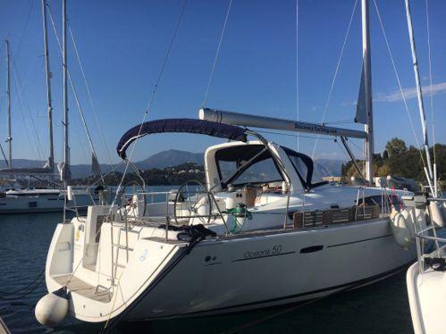 Sailboat Beneteau Oceanis 50 Family (2012)