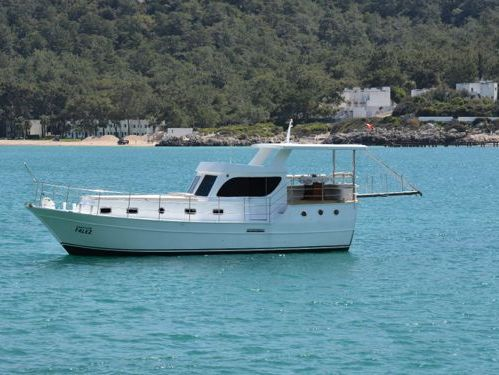 Motorboat Custom Built · 1996