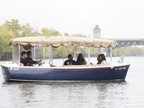 Motorboat Custom Built · 2010