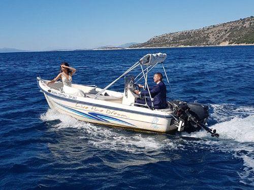 Speedboat Poseidon 480cc · 2016