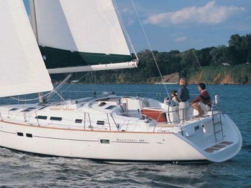 Barca a vela Beneteau 43 · 2016
