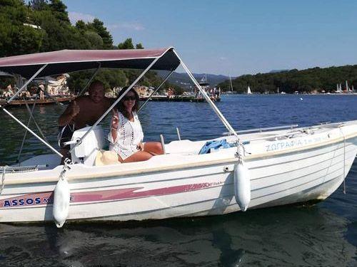 Speedboat Assos 4.30 · 2012