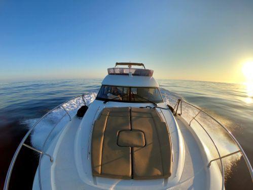 Motorboot Jeanneau Prestige 500 · 2015