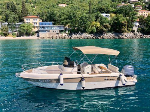 Imbarcazione a motore Hampton Seacode 670 · 2013