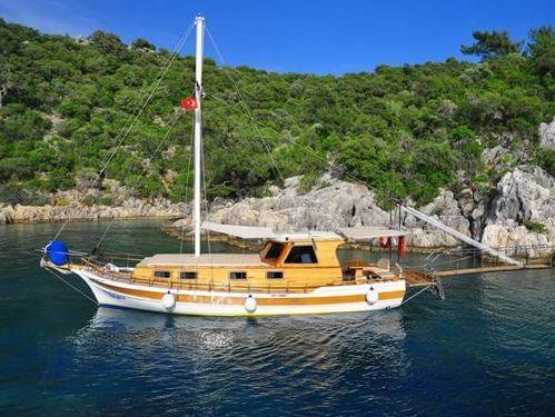 Motorboat Custom Built · 1995
