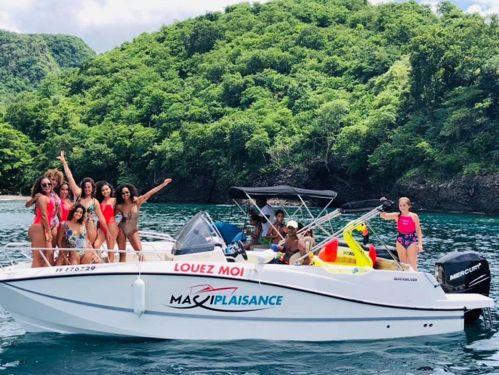 Sportboot Quicksilver Active 755 Open · 2017
