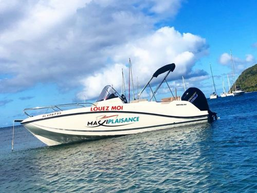 Sportboot Quicksilver 605 Open · 2017