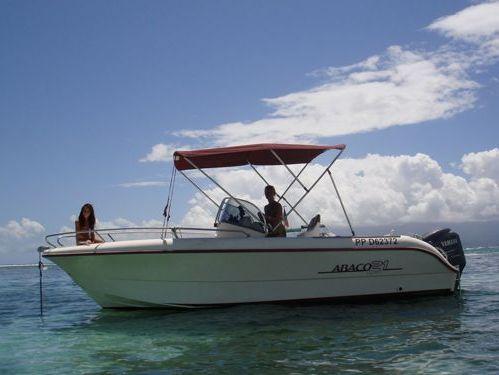 Speedboat Abaco 21 Open · 2008