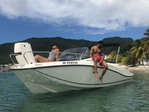 Sportboot Quicksilver 675 Sundeck · 2016