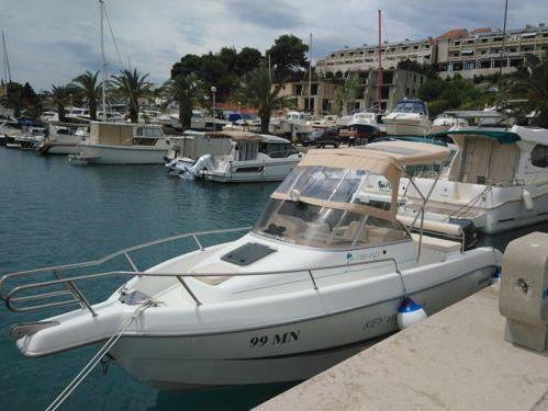 Imbarcazione a motore Sessa Key West 20 (2011)