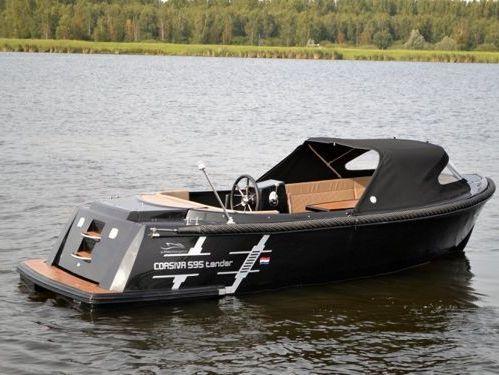 Speedboat Corsiva 595 Tender · 2020