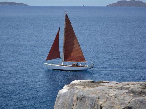 Barca a vela Custom Built · 1938